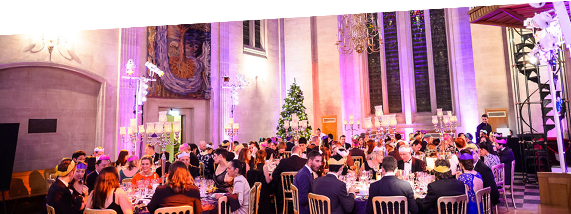 Christmas Party at Austin Friars