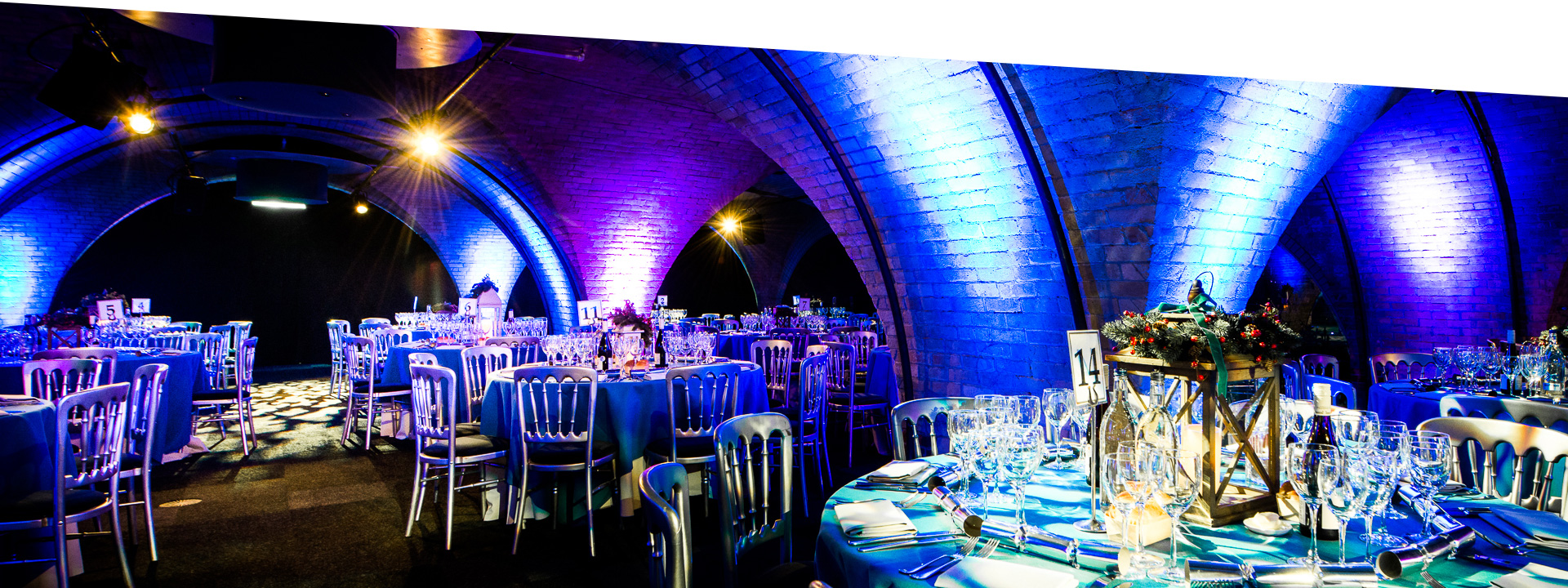 Billingsgate Vaults Christmas Party