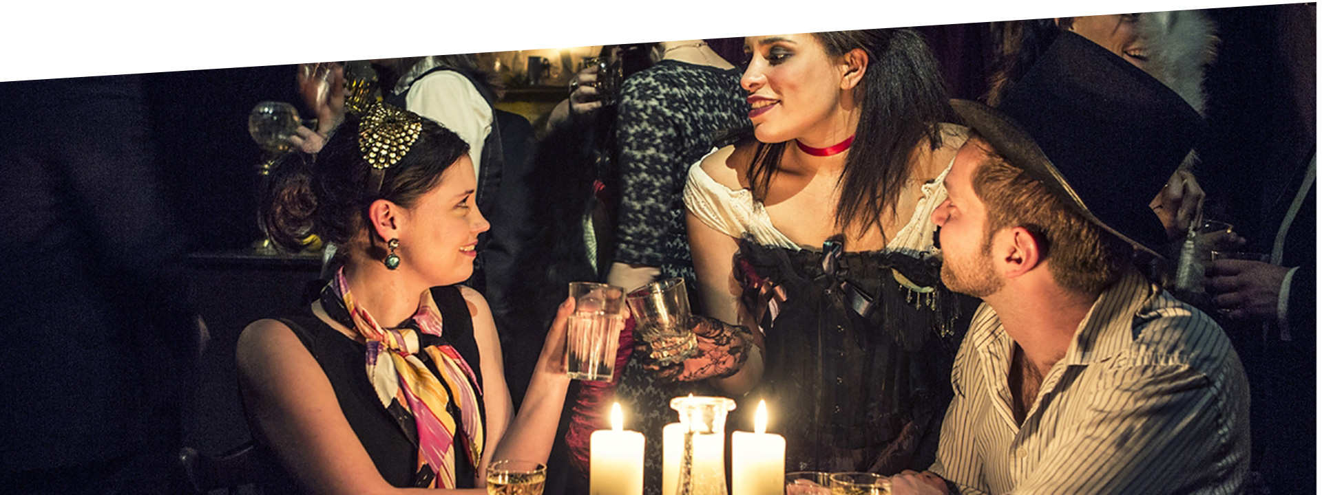 London Dungeon Christmas Party