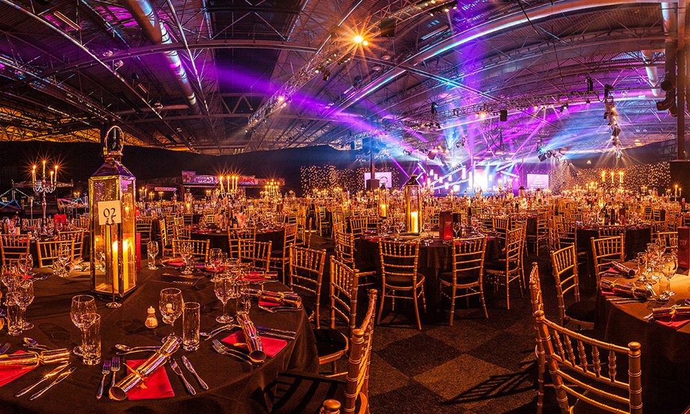 The NEC Birmingham Christmas Party
