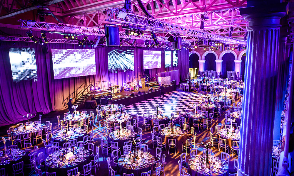 Old Billingsgate Christmas Party