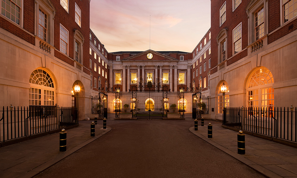 London BMA House Christmas Party