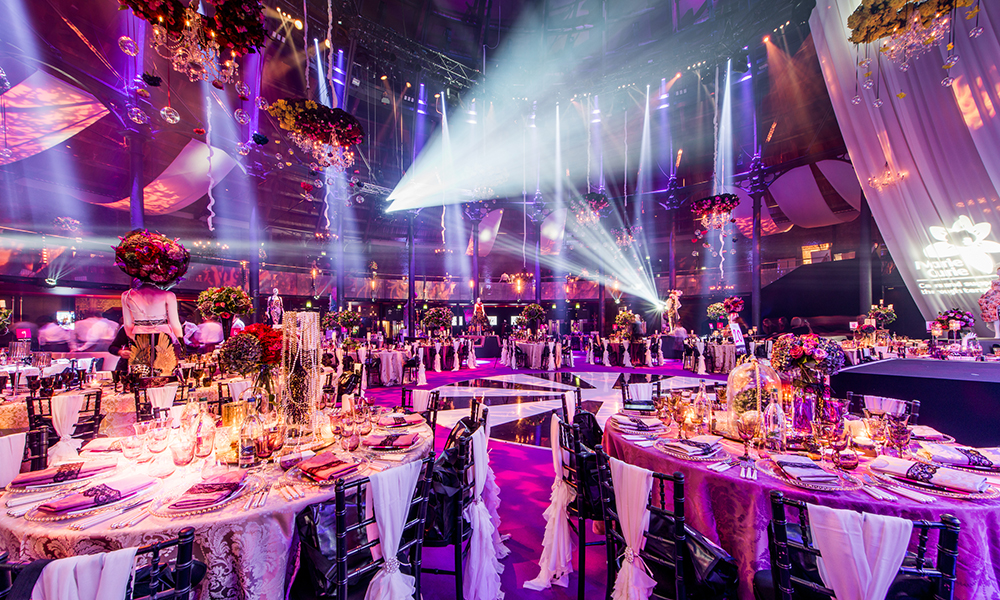 The Roundhouse Christmas Party London