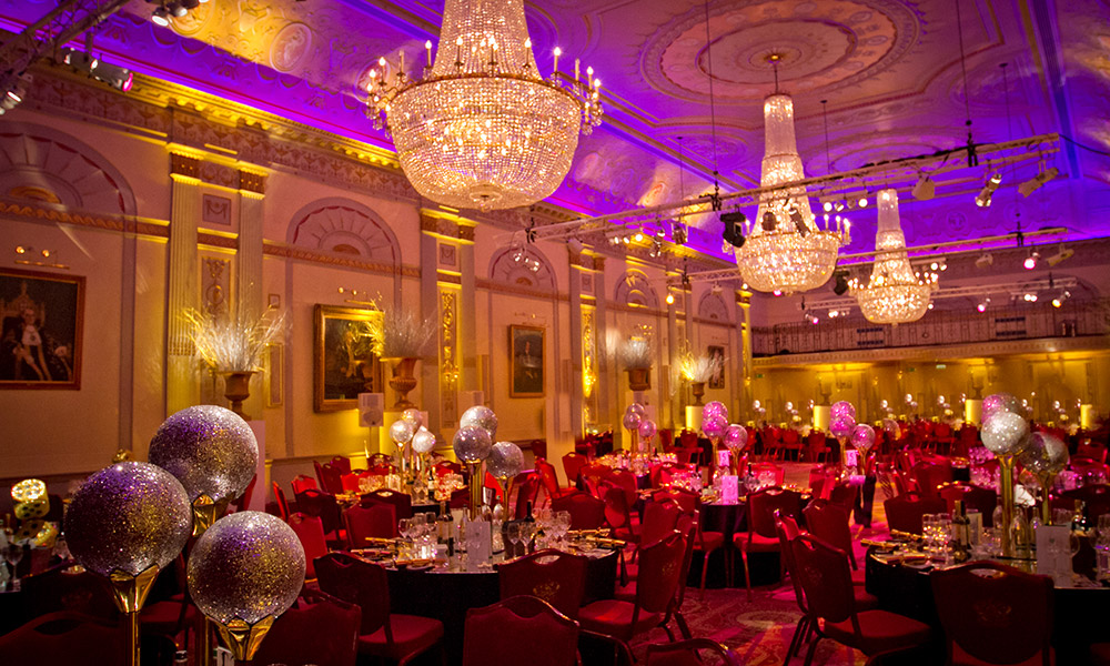 One London Wall Christmas Venue