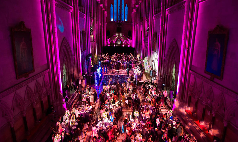 Leicester Empire Banqueting Hall Christmas Party