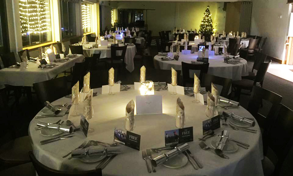 Hatchford Brook Golf Centre Christmas Party