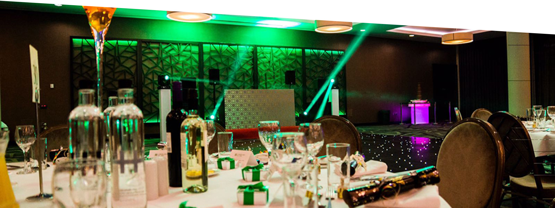 Heston Hyde Hotel Christmas Party