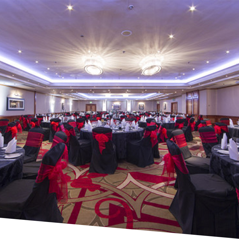 Amba Hotel Marble Arch Christmas Party
