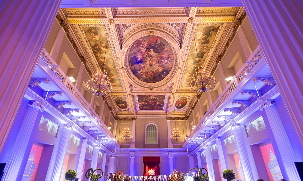 London Banqueting House Christmas Party
