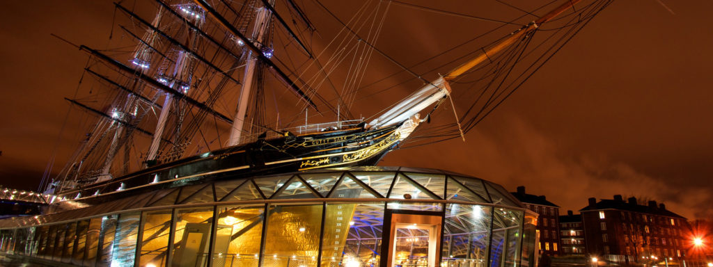 Cutty Sark Christmas Party