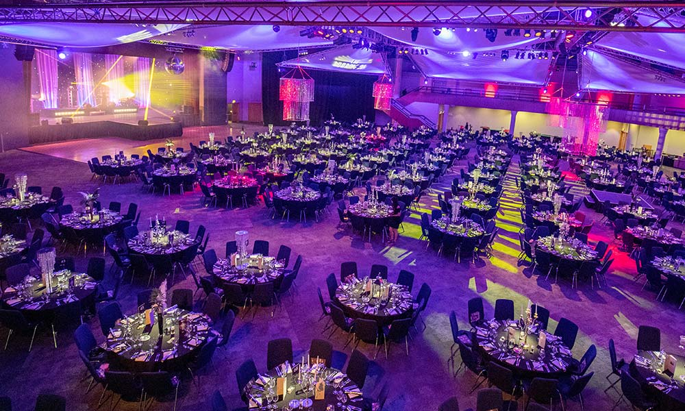 Amazing Christmas Party Ideas Birmingham Part - 13: Christmas Party At The ICC