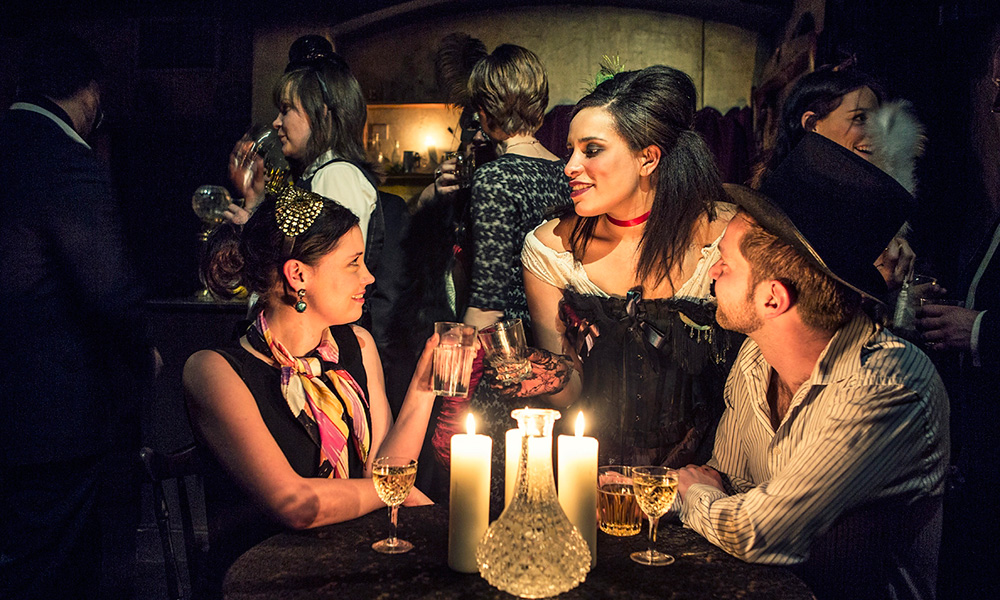 London Dungeon Christmas Party 3