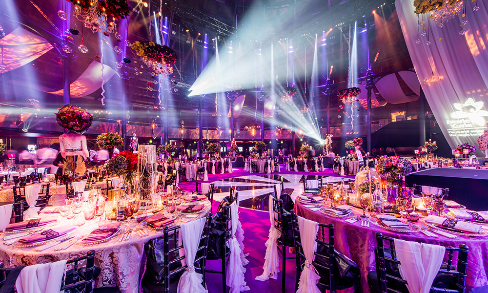 London Roundhouse Christmas Party 1