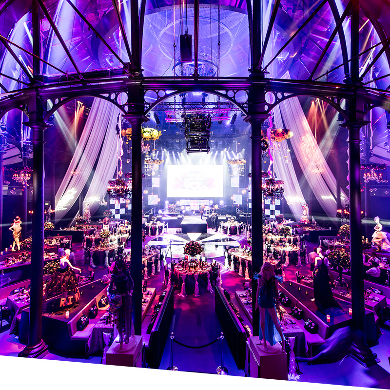 London Roundhouse Christmas Party