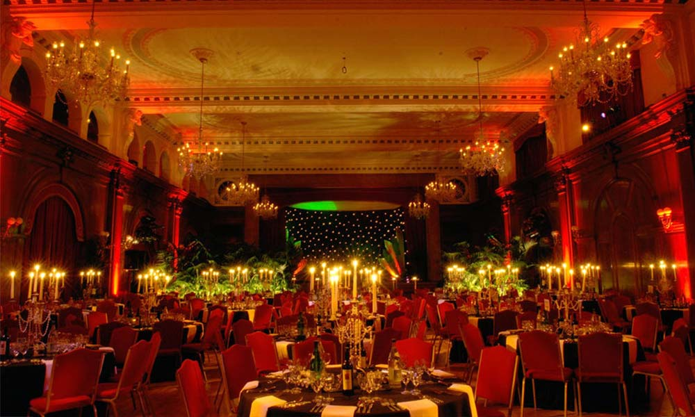 Porchester Hall Christmas Party