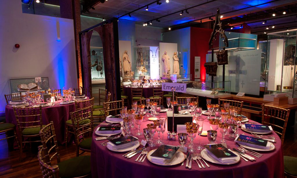 Museum Of London Christmas Party 2