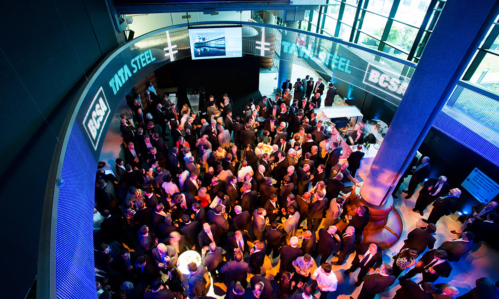 Museum Of London Christmas Party 6