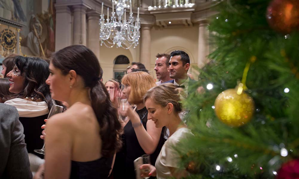One Moorgate Place Christmas Party
