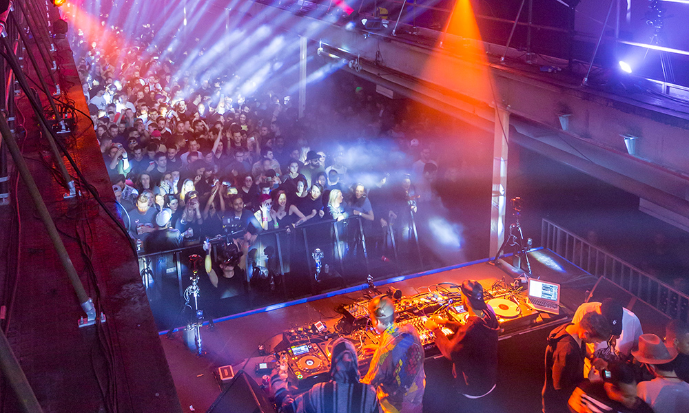 Printworks Christmas Party 5