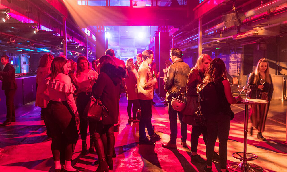 Printworks Christmas Party 6