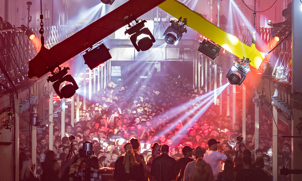 Printworks Christmas Party 8
