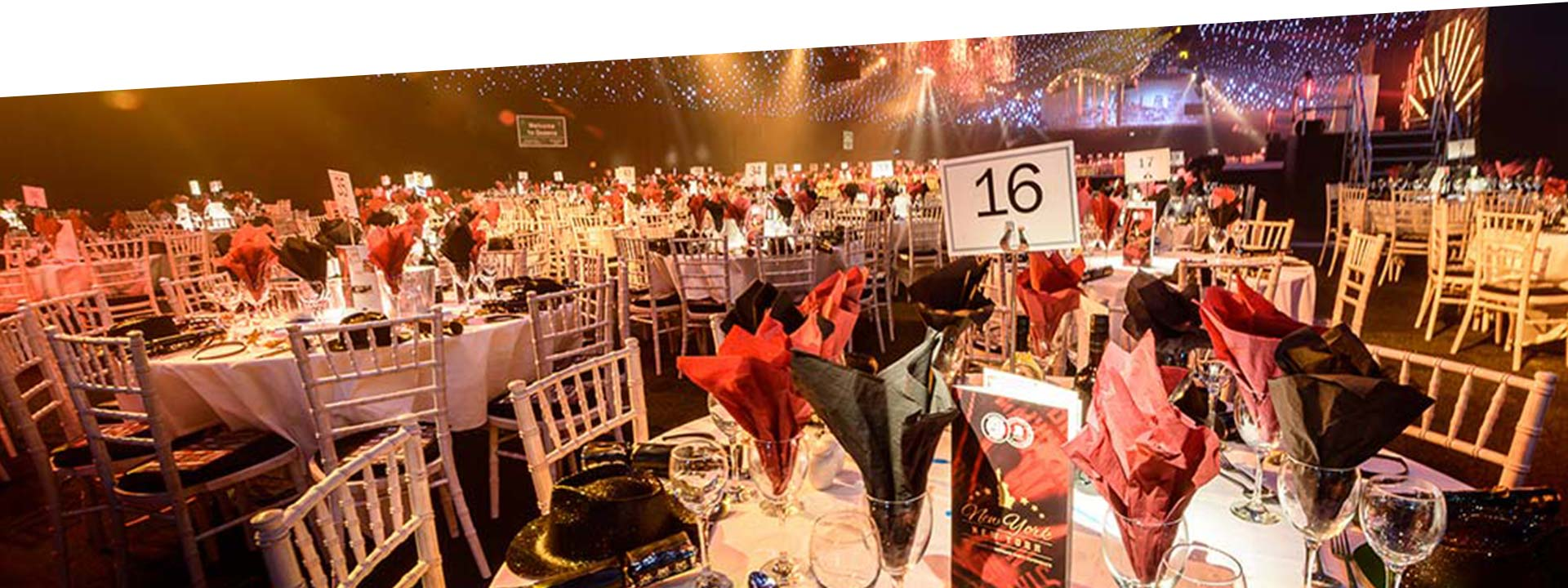 Liverpool Aintree Racecourse Christmas Party