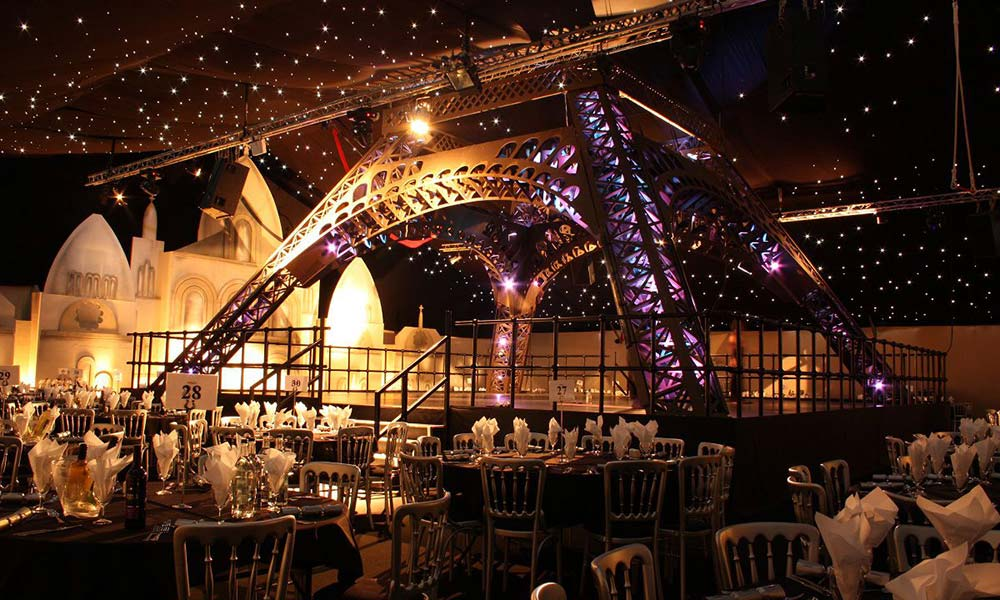 Awesome Christmas Party Ideas Newcastle Part - 11: Paris Theme Christmas Party