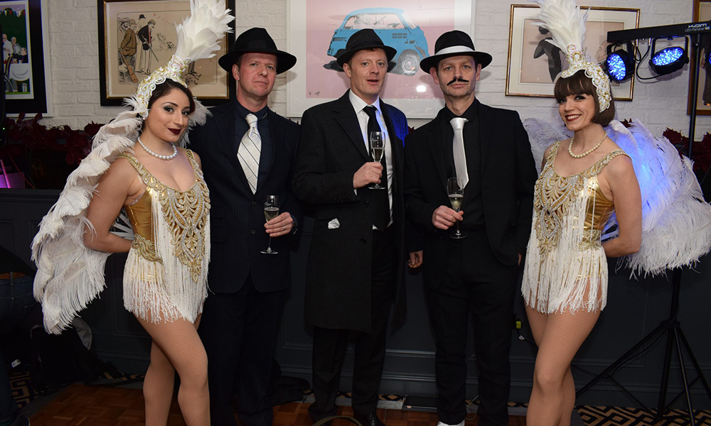 Gatsby Christmas Party London