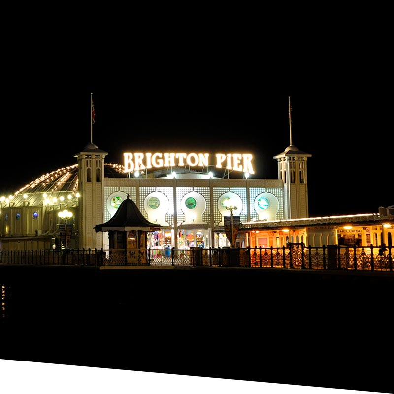 Brighton Christmas Party venues and nights out
