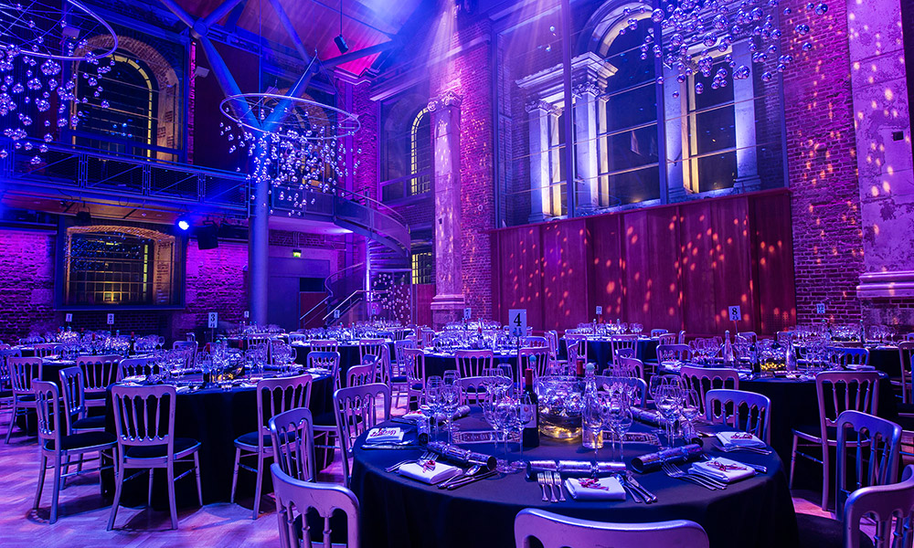 Christmas Party Venue Lso Stlukes14