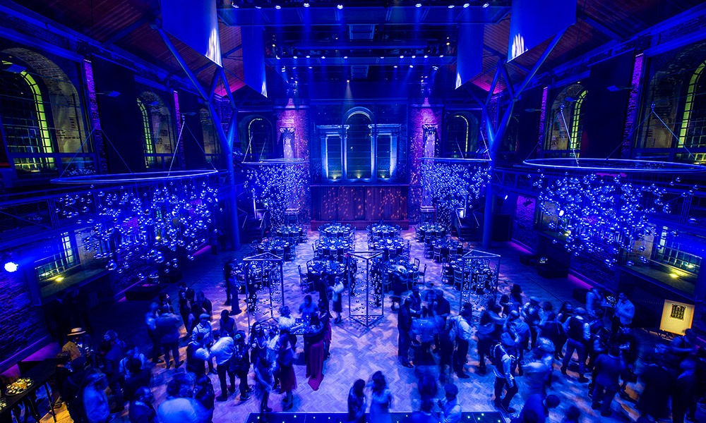 Christmas Party Venue Lso Stlukes16