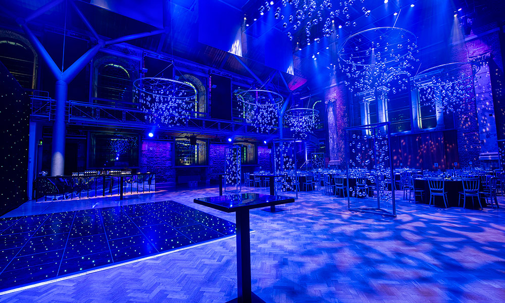 Christmas Party Venue Lso Stlukes6