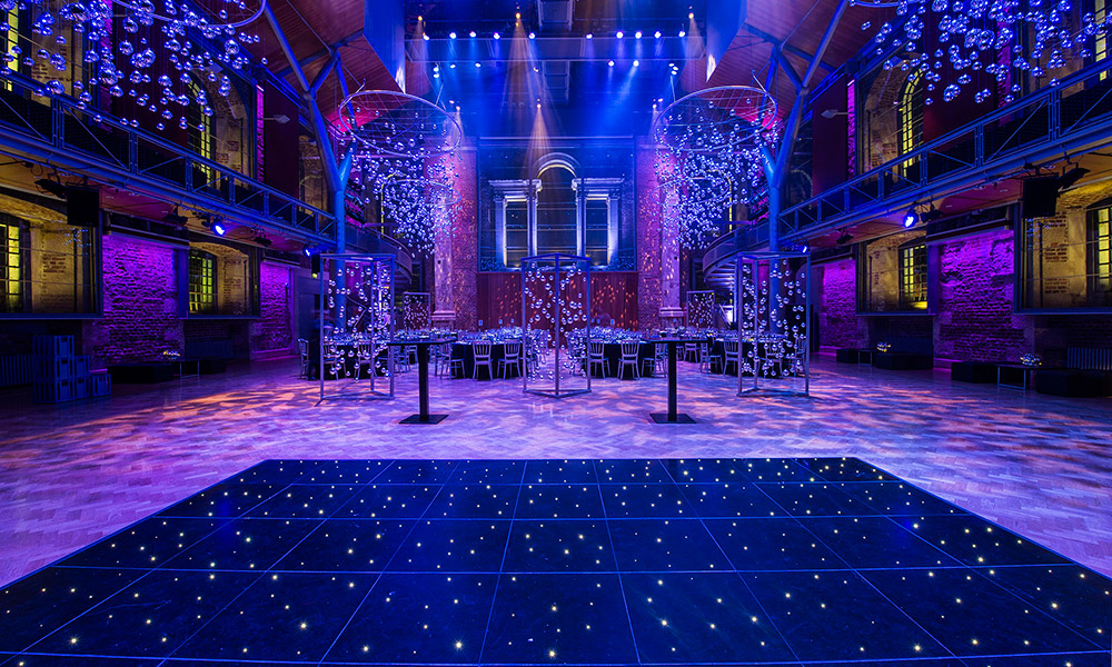Christmas Party Venue Lso Stlukes7