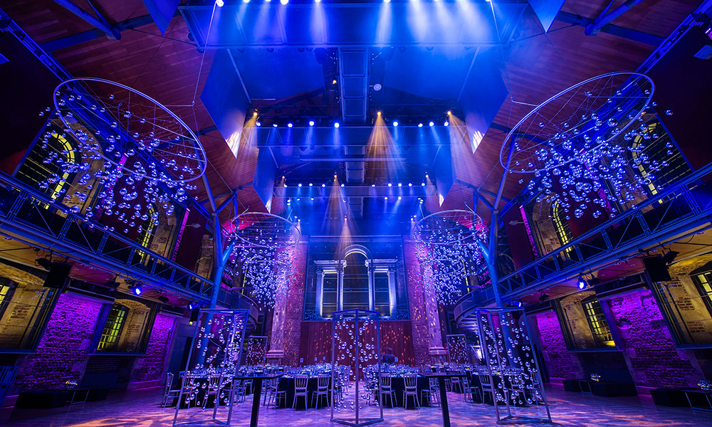 Christmas Party Venue Lso Stlukes9