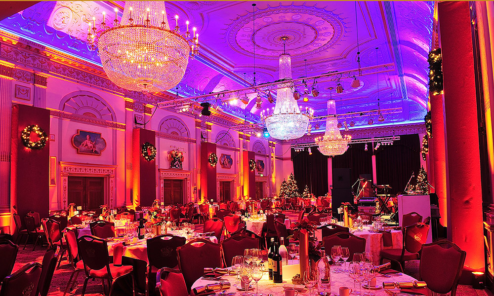 Christmas Party Venue Onelondonwall1