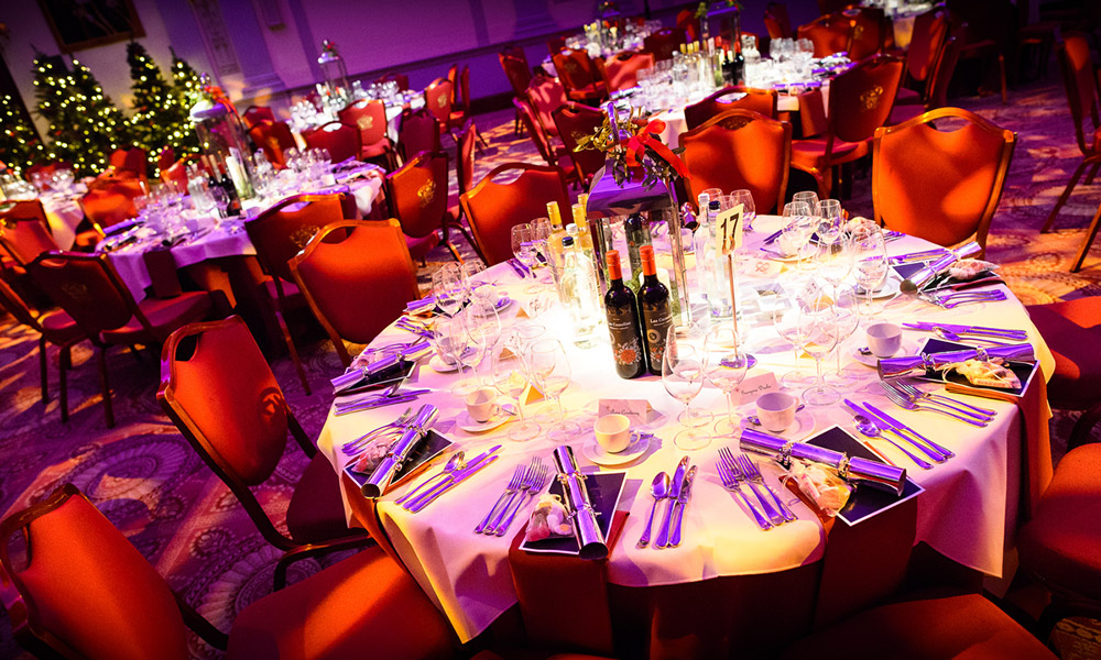 Christmas Party Venue Onelondonwall10