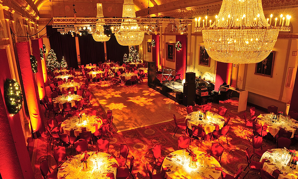 Christmas Party Venue Onelondonwall2