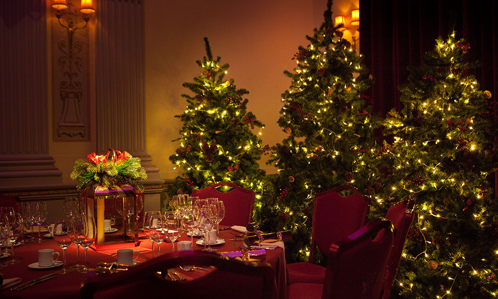 Christmas Party Venue Onelondonwall4