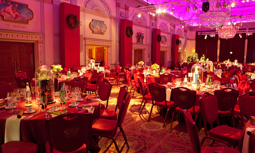 Christmas Party Venue Onelondonwall5
