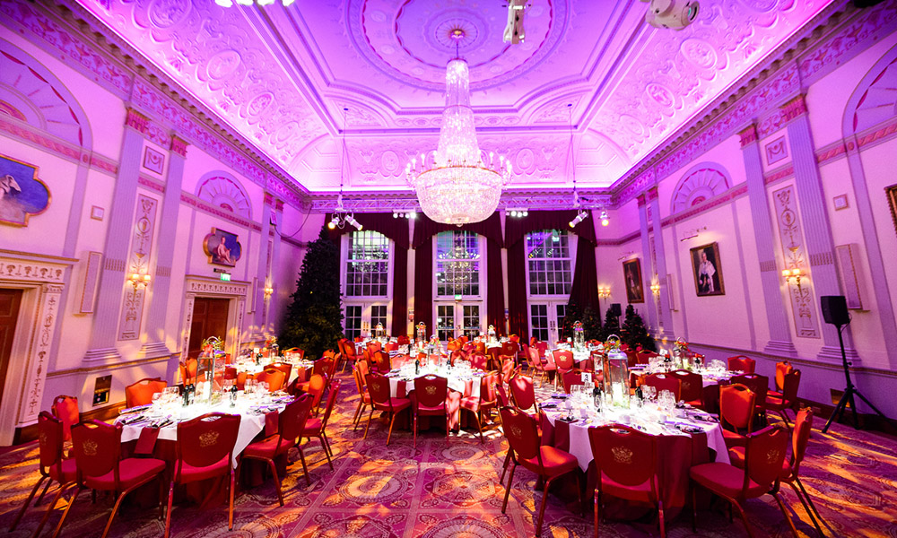 Christmas Party Venue Onelondonwall9