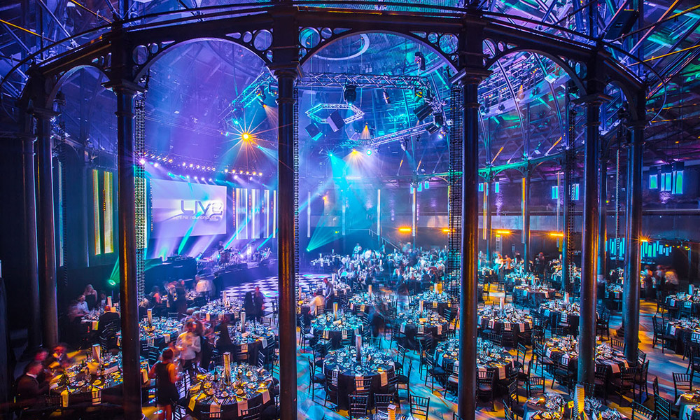 Christmas Party Venue Roundhouse7