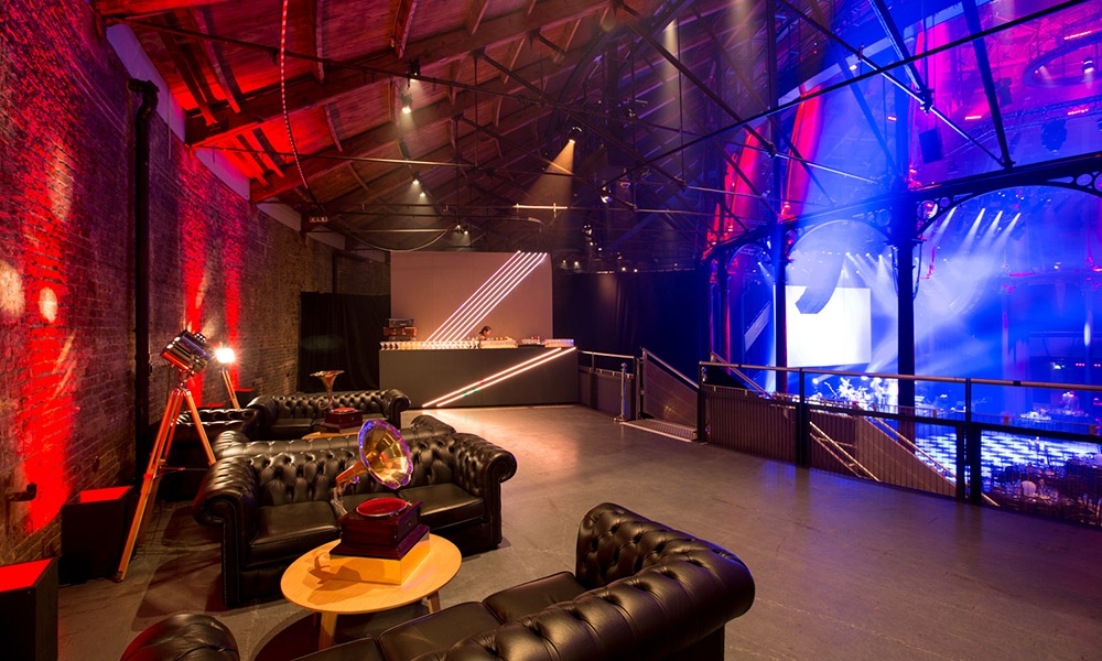 Christmas Party Venue Roundhouse8
