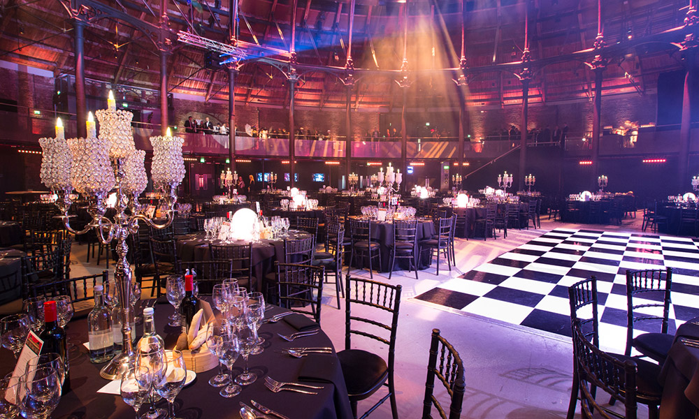 Christmas Party Venue Roundhouse9