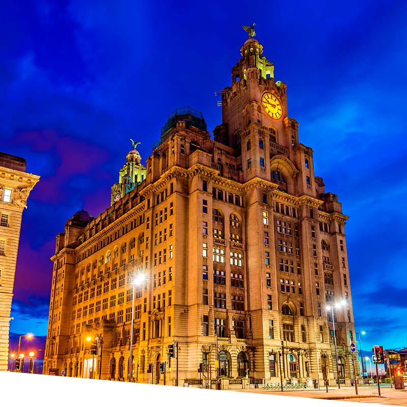 Liverpool Christmas Party