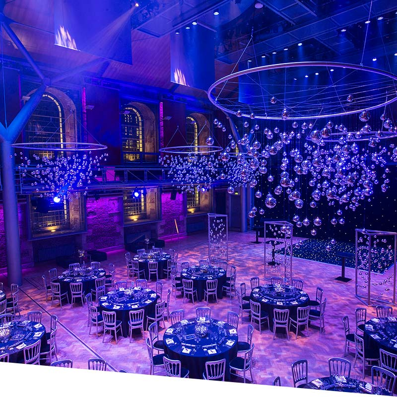 Lso St Lukes christmas party central London