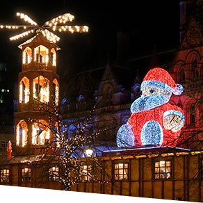 Manchester Christmas Party Venues