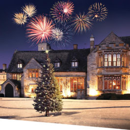 Ellenborough Park Christmas Party