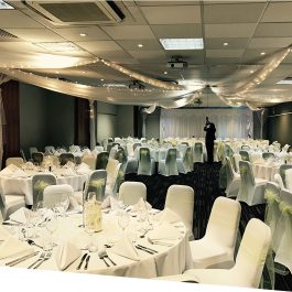 Holiday Inn Heathrow Christmas Party