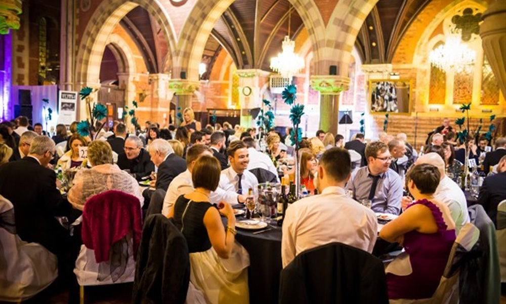 Leicester Empire Banqueting Hall Christmas Party 3