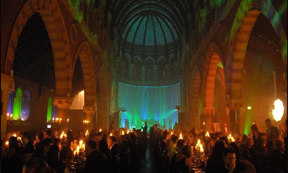 Leicester Empire Banqueting Hall Christmas Party 7